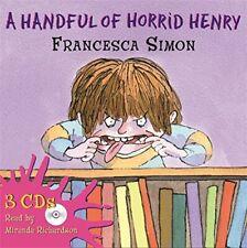 A Handful of Horrid Henry (Horrid Henry / Horrid ... by Francesca Simon CD-Audio