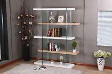 MODERNIQUE® INTERO Bookcases, Shelving & Storage Tier Shelf with 3 and 5 Shelves