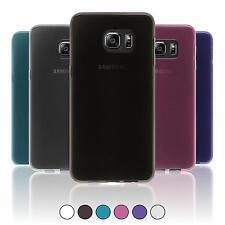 Coque en Silicone Samsung Galaxy S6 Edge Plus - transparent  Case