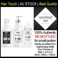 L'Oreal Professionnel Smartbond REBOTTLED 1/2/3 Additive/Pre-Shampoo/Conditioner