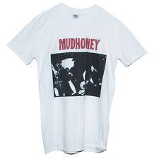 MUDHONEY T Shirt Nirvana Soundgarden Sonic Youth Punk Grunge Band Graphic Tee
