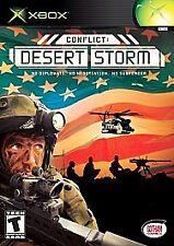 1 of 1 - Conflict: Desert Storm (Microsoft Xbox, 2002)