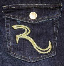 NEW Rock & Republic Kasandra Slim Boot Cut Women's Jeans Sz 26x32 28x32 32x32