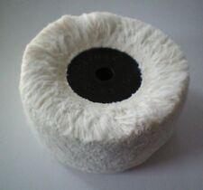brosse disque  à satiner à polir les   alliages du cobalt +  pain à polir