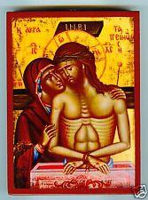 Jesus Christus Tapeinosis Muttergottes Madonna Ikone Icon Icone Ikona Icono