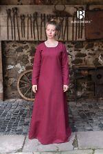 moyen-âge JUPON Viking robe habit / LARP - BORDEAUX de burgschneider
