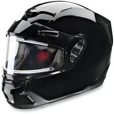 Z1R SNOWMOBILE MOTORCYCLE VENOM SNOW ELECTRIC SHIELD HELMET BLACK SMALL S