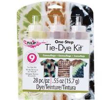 Tulip One Step Tie Dye Kit - 3 Colours Kit (5 Various Kits Available)