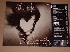 A.C. TEMPLE -Blowtorch- LP