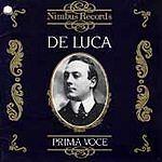 De Luca - Prima Voce (CD, Nimbus)