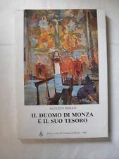MERATI - DUOMO DI MONZA E IL SUO TESORO - EDITO A CURA DEL COMUNE DI MONZA 1982