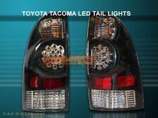 05 06 07 08 TOYOTA TACOMA JDM BLACK LED TAIL LIGHTS NEW