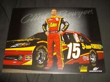 2012 CLINT BOWYER #15 5 HOUR ENERGY NASCAR POSTCARD