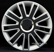 """4X14 """"COPRICERCHI accoppiamenti Toyota Yaris, Aygo, Avensis Verso + regalo gratuito"""