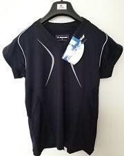 SALE: Babolat Club Damen Funktions-Polo schwarzblau, T-shirt stark reduziert