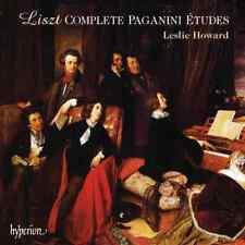 Liszt: Musica Per Pianoforte, Vol. 51 / Leslie Howard - CD