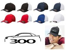 2011-16 Chrysler 300 Classic Color Outline Design Hat Cap