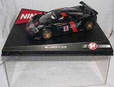 """NINCO 50188 SLOT CAR McLAREN F1 GTR #8 """"ADAYOFF"""" J.NIELSEN-T.BACHER    MB"""