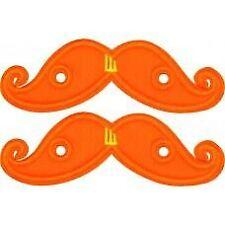 Mustache Shwings Shoe Sneaker Accessories 1 Size Fits All