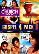 Gospel 4 Pack, Vol. 1 (DVD, 2012)