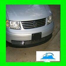 1998 1999 2000 2001 VW VOLKSWAGEN PASSAT B5 CHROME TRIM FOR UPPER/LOWER GRILLE