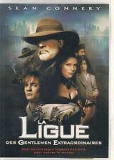 DVD--LA LIGUE DES GENTLEMEN EXTRAORDINAIRE--CONNERY