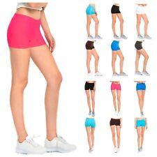 Women's Legging Stretch  Sports Biker Junior Under Skirt Active GYM Yoga Shorts