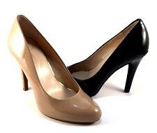 Jessica Simpson Malia Patent Stiletto Round Toe Pumps Choose Sz/Color