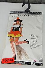 Leg Avenue Kandy Korn Witch Woman's Halloween Costume F5290