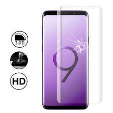 """Film Protection Écran Verre Trempé Bord Incurvé Samsung Galaxy S9+/ S9 Plus 6.2"""""""