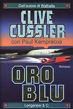 ORO BLU - CLIVE CUSSLER