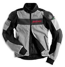 Ducati Dainese Motard Summer Été Veste Textile Veste/Blouson en Tissu Tex Gris