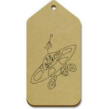 """""""Alien Spacecraft 'Cadeau/Luggage Tags (Pack de 10) (vTG0019847)"""