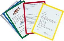 120 g/qm Randlos-Papier für Urkunden, Aushänge, Angebote mit farbigem Rahmen
