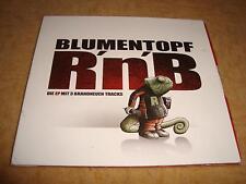 BLUMENTOPF - R'n'B  (Die EP mit 3 Brandneuen Tracks)