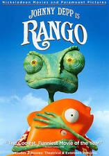 Rango (DVD, 2011) GOOD