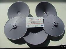 5 INDUSTRIAL OVERLOCKER SEWING MACHINE STANDARD THREAD STAND DISC