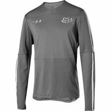 Fox Racing 2019 Defend Delta Long Sleeve L/S Jersey Grey Vintage