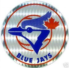 Toronto Blue Jays Team Logo Sticker Historic NEW LOT