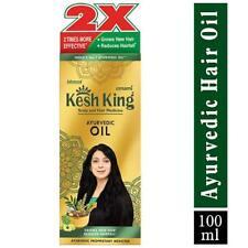 Kesh King Scalp and Hair Medicine Ayurvedic Medicinal Oil 100ml / 3.38oz F/Ship