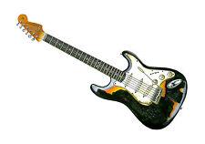 Jimi Hendrix's Astoria Stratocaster CANVAS PRINT