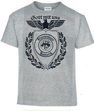 T-Shirt, Strassenbauer, Gott mit uns, Handwerk, Zunft