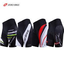 Herren Mode ZEROBIKE Atmungsaktiv Radfahren Bekleidung Radhosen Fahrradhose