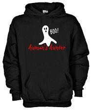 Felpa con cappuccio fun hoodie KS09 Boo! Human's hunter