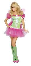 Sexy Roma Halloween Rainbow Sprite Fairy Costume