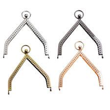 19 cm DIY Schliesse Kuss-Verschluss Rahmen Taschenbügel Taschenverschluss