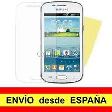 Protector de Pantalla + Gamuza Samsung GalaxyTrend 2 Duos S7572  a210 nt