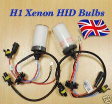 H1 6000K xeno HID Lampadina Lampada RICAMBIO LAMPADE BULBI con Isolamento in Ceramica UK