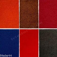 Schmutzfangmatte Candy uni Sauberlaufmatte Fußmatte in 5 Größen + 6 Farben