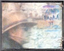 GINO PAOLI BOX 2 musicassetta MC K7 '89 DAL VIVO Made in Italy